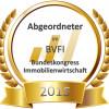 Andreas Schrobback nun offiziell Abgeordneter des Bundesverbandes für die Immobilienwirtschaft (BVFI)