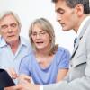 Ältere Kunden bekommen immer schwieriger Immobilienkredite oder Anschlussfinanzierungen