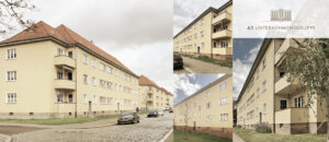 AS UNTERNEHMENSGRUPPE Holding kauft erneut Wohnanlage in Magdeburg